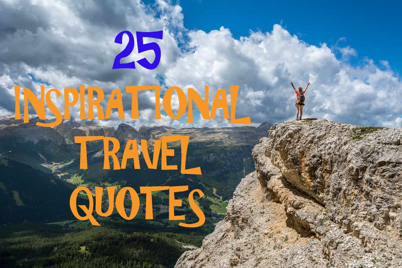 My Favorite Quotes My Favorite Travel Quotes  Ontravelmode