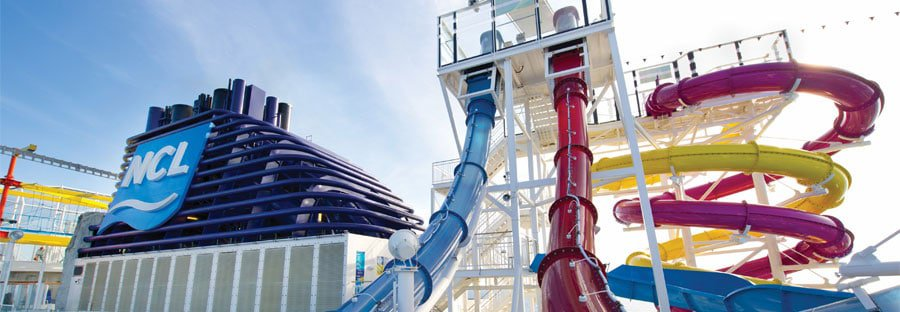 NCL Water Slides