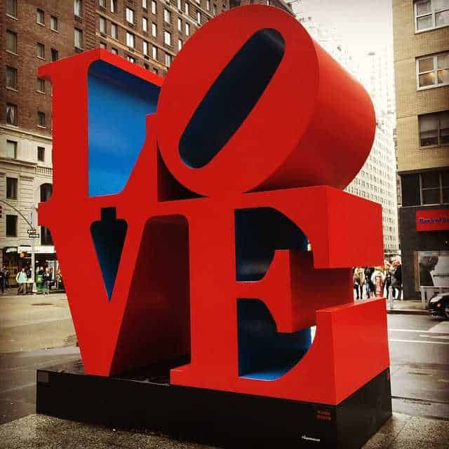 NYC-Love-Sculpture