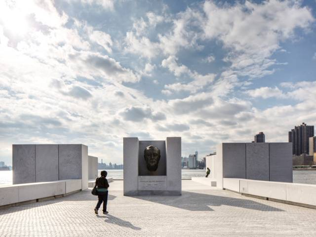 Pic of Four Freedoms Park