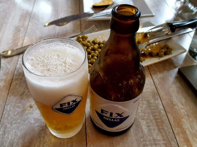 Pic of Fix Hellas beer